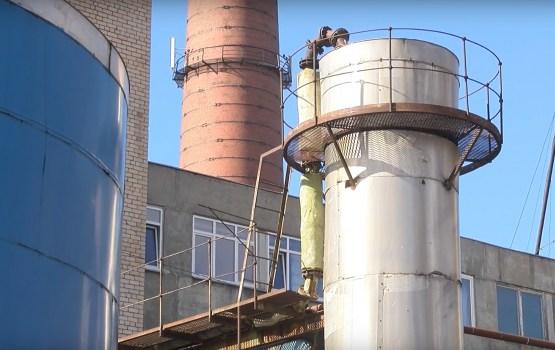 """PAS """"Daugavpils siltumtīkli"""" pirmo reizi nodrošina siltumapgādi, izmantojot pārvietojamo katlumāju"""