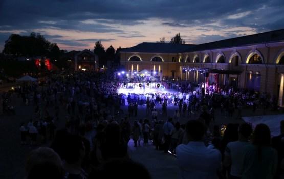 IEšūpošanās Rotko centrā Muzeju nakts 2018 ietvaros