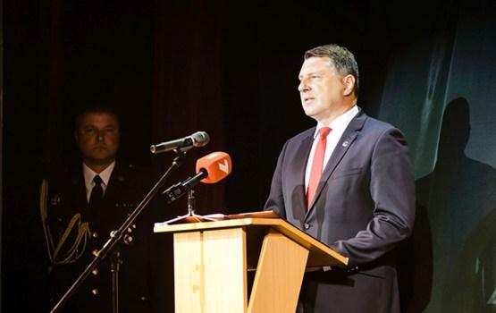 LPS kongresa delegātus uzrunāja augstākās valsts amatpersonas