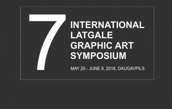7. starptautiskais Latgales grafikas simpozijs Daugavpilī