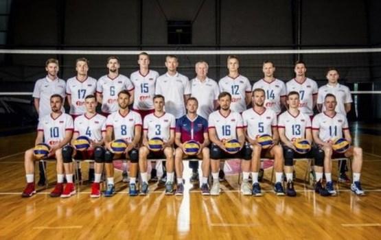 Latvijas volejbola izlases spēlētājs sajūsmināts par spēlēšanu Daugavpilī