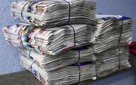Latgales reģiona mācību iestādes savāc pārstrādei 144,65 tonnas makulatūras