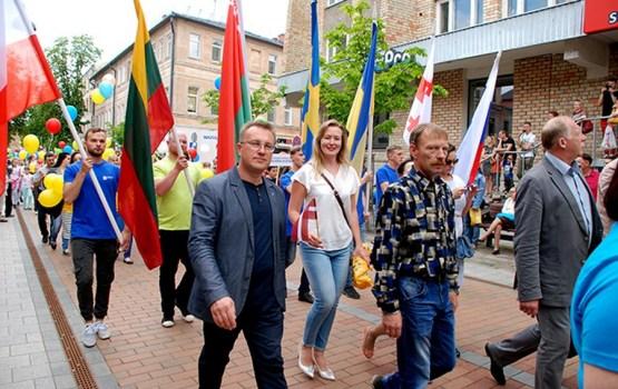 Daugavpils pilsētas svētkus svinēsim kopā ar sadraudzības pilsētu delegācijām