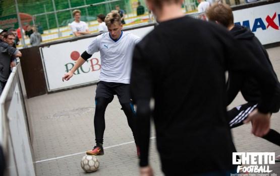 Ghetto Football dodas uz futbola enerģijas piepildīto Daugavpili
