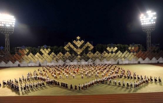 Daugavpils pilsētas kolektīvi piedalīsies svētkos no visas sirds