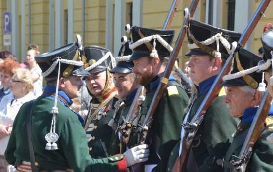 """4. Starptautiskais kara vēstures rekonstrukcijas klubu festivāls """"Dinaburg 1812"""""""
