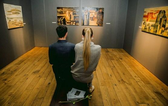 Rotko centra jaunajā izstāžu sezonā vairāk nekā 200 mākslinieku darbi