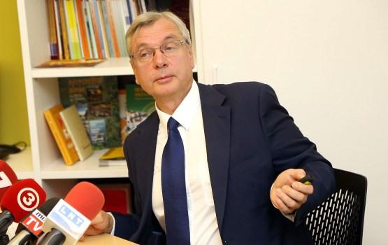 Šadurskis: Krievijas skolu izveidošana Latvijā ir tikai fantāzija