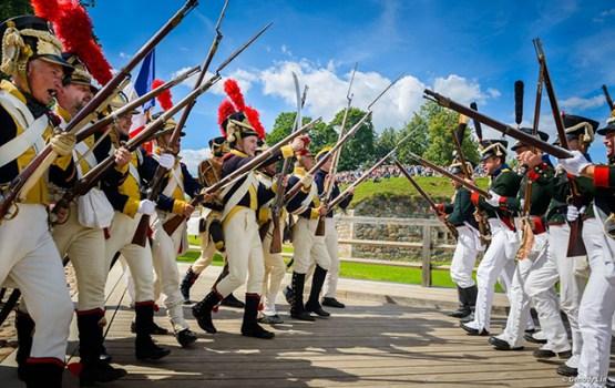 """Daugavpils cietoksnī aicina uz IV Starptautisko vēstures rekonstrukcijas klubu festivālu """"Dinaburg 1812"""""""