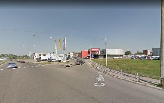 Pilsētbūvniecības un vides komisijā tika atbalstīta iecere izbūvēt apļveida kustību Cietokšņa ielā