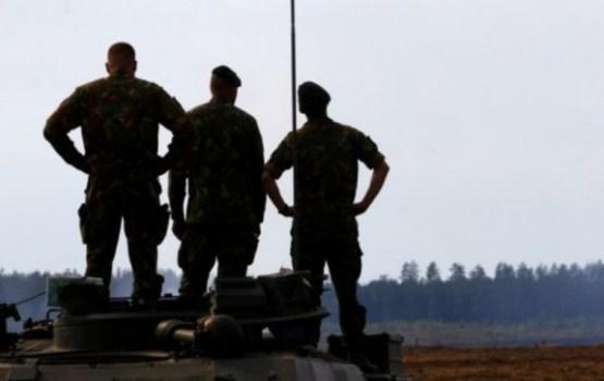 Lietuvā izvietotajai NATO vienībai pievienojas Čehijas karavīri