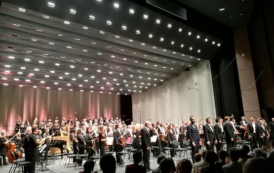 Latvijas Radio koris koncertēs Francijas Radio festivālā Monpeljē