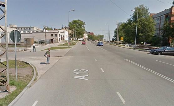 18. novembra un Liepājas ielu krustojumā uzstādīs luksoforu gājējiem