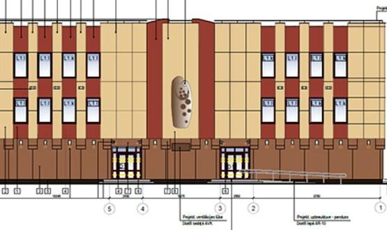 CFLA piešķir līdzfinansējumu Daugavpils pilsētas dzimtsarakstu ēkas siltināšanai
