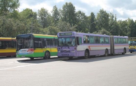 Autotransporta direkcija informē par izmaiņām autobusu maršrutā Daugavpils – Lipinišķi
