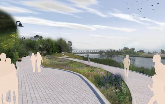 Projektu ietvaros atjaunos Cietokšņa inženierarsenālu un būvēs Daugavas labā krasta promenādi