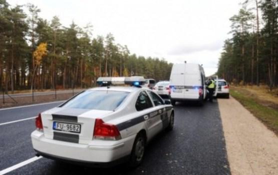 Svētdien avārijās Latvijā 18 cietušie