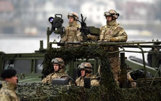 """Militārajās mācībās """"Namejs 2018"""" pārbaudīs Nacionālo bruņoto spēku gatavību valsts aizsardzības uzdevumu izpildei"""