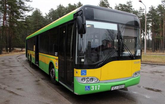 """Izmaiņas autobusu maršrutā """"Daugavpils -Lipinišķi"""""""