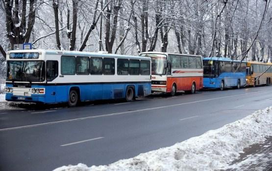Aptauja: iedzīvotāji pozitīvi vērtē reģionālo autobusu pārvadājumu pakalpojumus