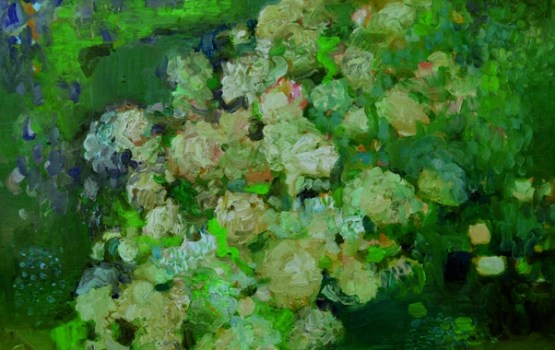 Starptautiskā glezniecības plenēra izstādes atklāšana Daugavpilī