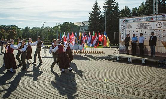 Noslēdzies Pasaules taku orientēšanās čempionāts 2018 Daugavpilī