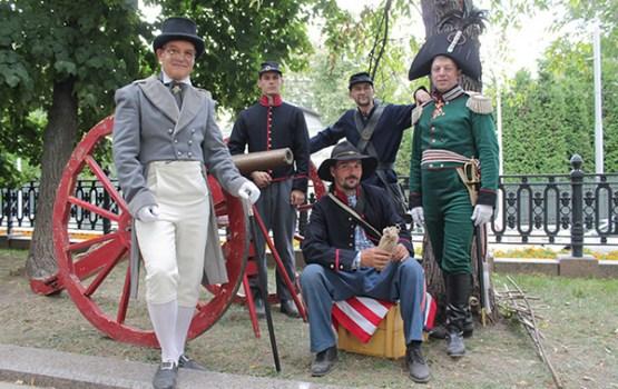 Daugavpils delegācija apmeklēja vēstures festivālu Maskavā