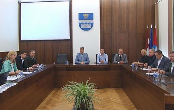 Pašvaldības vadības preses konference