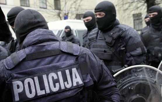 Uz Siguldas šosejas smagā avārijā cietuši policijas Speciālo uzdevumu bataljona likumsargi