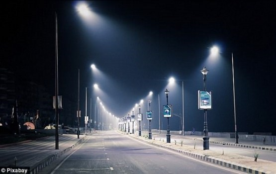 Projektu ietvaros plāno modernizēt pilsētas apgaismojuma infrastruktūru