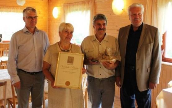 Zemkopības ministrs Jānis Dūklavs apsveica veselīga uztura ražotājus Latgalē