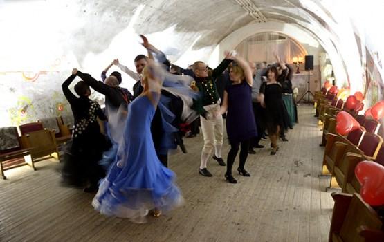 """Eiropas kultūras mantojuma dienas un """"Balle-večerinka!"""" Daugavpils cietoksnī"""