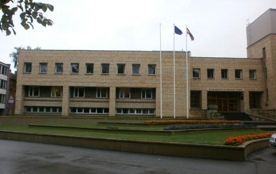 Daugavpils novada domē aizvadīta preses konference