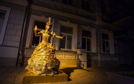 Rīgas iela aicina uz svētkiem!