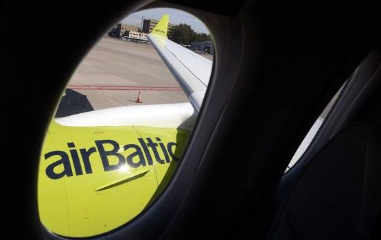 """""""airBaltic"""": par mīlētāko Latvijas pilsētu uzvarējušas Cēsis"""