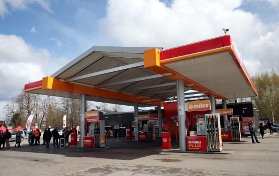 Tallinā un Viļņā aug dīzeļdegvielas cena