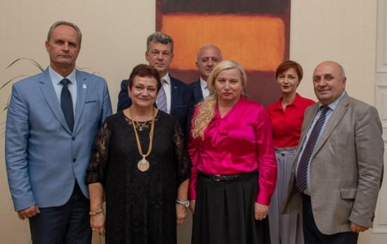 Paplašinās sadarbība starp Daugavpili un Gruziju
