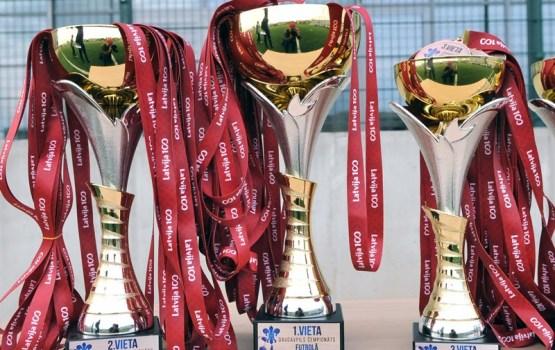 Noskaidroti Daugavpils pilsētas čempionāta futbolā 7x7 uzvarētāji