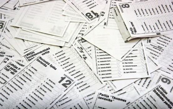 Ārvalstīs pasta balsošanai pieteikušos skaits līdzīgs kā iepriekšējās Saeimas vēlēšanās