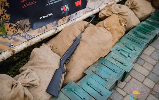 """Latgales reģiona jauniešus aicina pieteikties militāri patriotiskai spēlei  """" Latgales sargi"""""""