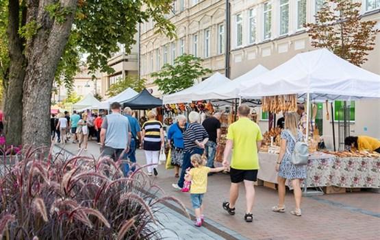 29. septembrī visi aicināti uz Rīgas ielas tirdziņu