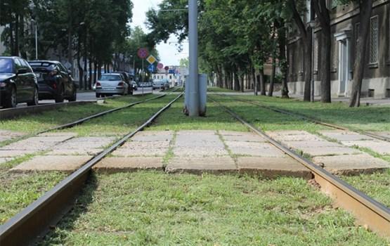 No š.g. 1.oktobra līdz 15.oktobrim tiks slēgta tramvaju līnija no Valkas ielas līdz Stropu ezeram