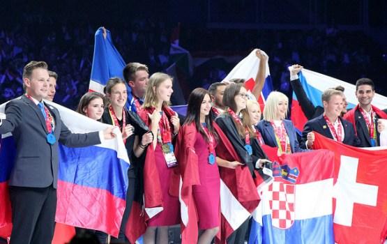Latvijas komanda EuroSkills 2018 iegūst zelta, sudraba un trīs izcilības medaļas