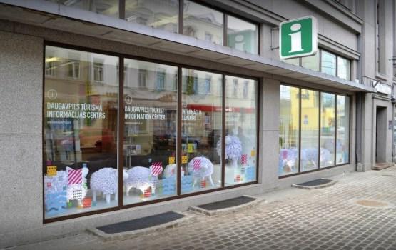 Daugavpils Tūrisma informācijas centram mainīts darba laiks