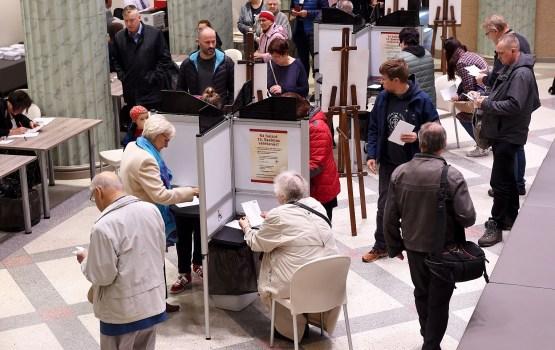 Saeimas vēlēšanās līdz šim nobalsojuši 39% vēlētāju