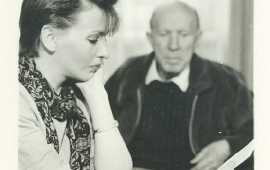 """Pie skatītājiem Daugavpilī nonāk simtgades  filma """"Kurts Fridrihsons"""""""