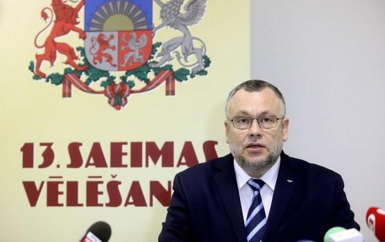CVK apstiprina 13.Saeimas vēlēšanu rezultātus