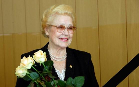 Terēze Broka (30.09.1925. – 22.10.2018.). IN MEMORIAM