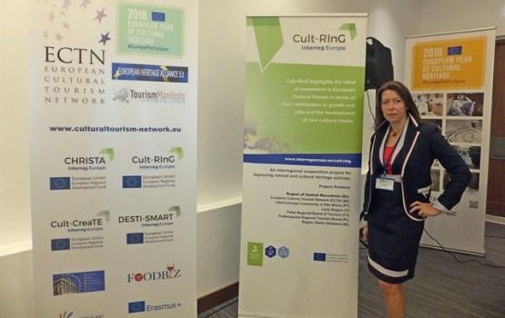 Daugavpils vārds izskan Eiropas kultūras tūrisma tīkla organizētā starptautiskā konferencē Kiprā
