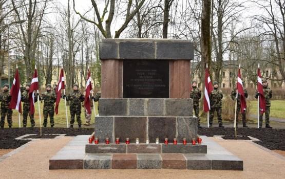 Patriotu nedēļas pasākumi Daugavpils cietoksnī